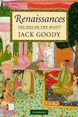Renaissances | Jack Goody |