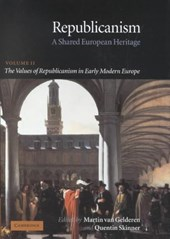 Republicanism: The values of republicanism in early modern Europe