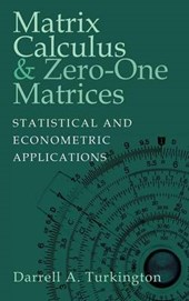 Matrix calculus and zero-one matrices