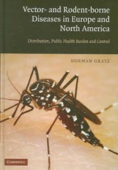 The Vector- And Rodent-Borne Diseases of Europe and North America