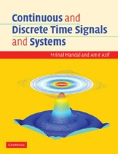 Continuous and Discrete Time Signals and Systems [With CDROM]