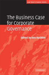 The Business Case for Corporate Governance