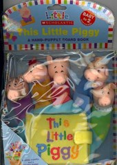 This Little Piggy [With Hand Puppet]
