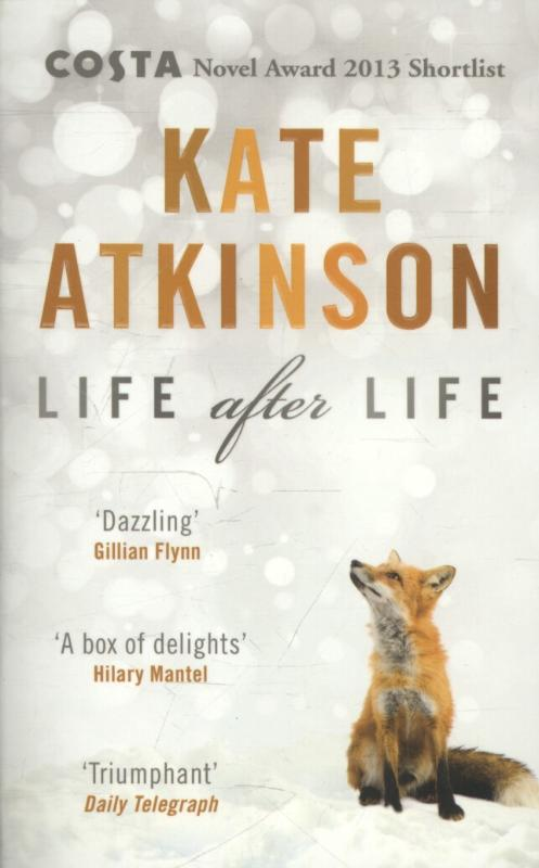 Life after life | Kate Atkinson |