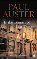 In the country of last things | Paul Auster |
