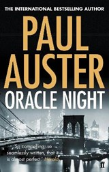 Oracle Night | Paul Auster |