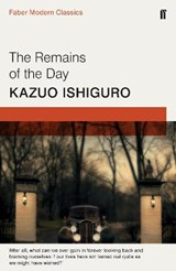 Remains of the day (faber modern classics) | Kazuo Ishiguro |