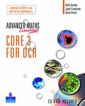 Level Maths Essentials Core 3 for OCR Book and CD-ROM