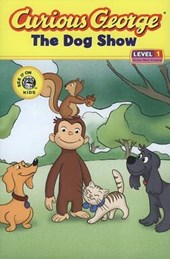 Curious George the Dog Show (Cgtv Reader)