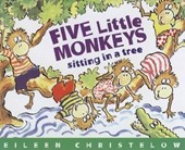 Five Little Monkeys Sitting in a Tree [With Audio CD]