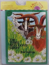 The Three Billy Goats Gruff Book & CD [With CD]
