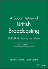 A Social History of British Broadcasting
