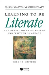 Learning to be Literate