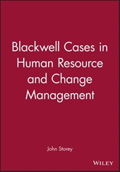 Blackwell Cases in Human Resource and Change Management