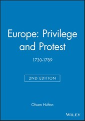 Europe: Privilege and Protest
