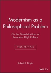 Modernism as a Philosophical Problem