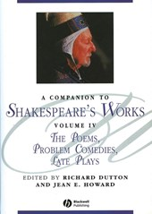 A Companion to Shakespeare's Works, Volumr IV