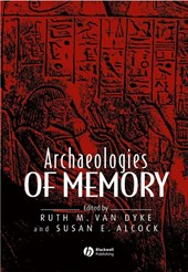 Archaeologies of Memory