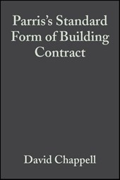Parris's Standard Form of Building Contract