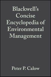 Blackwell's Concise Encyclopedia of Environmental Management