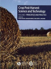Crop Post-Harvest: Science and Technology, Volume