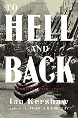 To Hell and Back | Ian Kershaw | 9780670024582