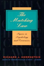 The Matching Law - Papers in Psychology & Economics