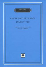 Invectives | Francesco Petrarca | 9780674011540