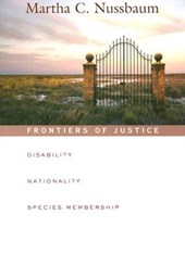 Frontiers of Justice - Disability, Nationality, Species Membership (OIP)