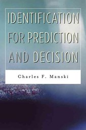 Indentification for Prediction and Decision