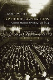 Symphonic Aspirations - German Music and Politics, 1900-1945