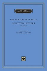 Selected letters | Francesco Petrarca | 9780674058347