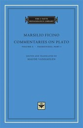 Commentaries on Plato, Parmenides