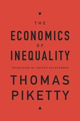 Economics of inequality | Thomas Piketty |