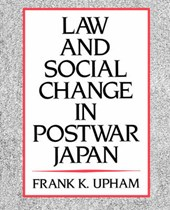 Law and Social Change in Postwar Japan (Paper)