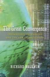 The Great Convergence | Richard Baldwin | 9780674660489