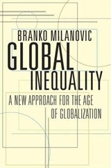 Global inequality | Branko Milanovic | 9780674737136
