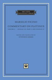 Commentary on Plotinus, Volume