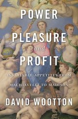 Power, Pleasure, and Profit | David Wootton | 9780674976672