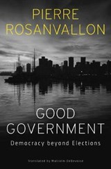 Good Government | Pierre Rosanvallon | 9780674979437