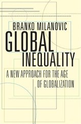 Global Inequality | Milanovic, Branko | 9780674984035