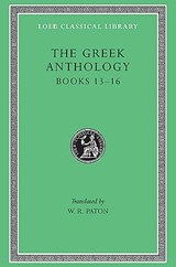 Books XIII-XVI L086 V 5 (Trans. Paton) (Greek) | Greek Anthology |