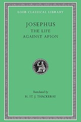Life - Against Apion L186 V 1 (Trans. Thackeray) (Greek) | Josephus |