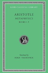 Metaphysics | Aristotle | 9780674992993