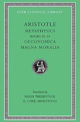 Metaphysics | Aristotle | 9780674993174