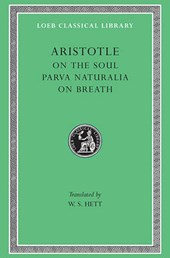On the Soul, Parva Naturalia, On Breath L288 V 8 (Trans. Hett)(Greek)