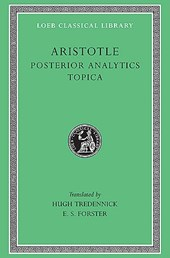 Posterior Analytics - Topica L391 V 2 (Trans. Tredennick)(Greek)