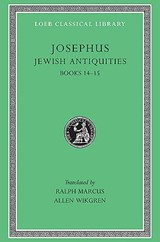 Josephus V10 Jewish Antiquities Books XIV-XV L489 (see also L242/490/281/326/365/410/433/456) (Trans. Marcus)(Greek) | Josephus |