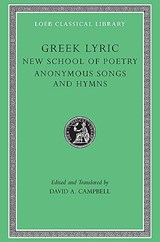 The New School of Poetry and Anonymous Songs and Hymns L144 V 5 (Campbell) (Greek) | Greek Lyric |