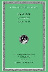 Odyssey L105 Books 13-24 V 2 Rev (Trans. Murray) (Greek) | Homer |